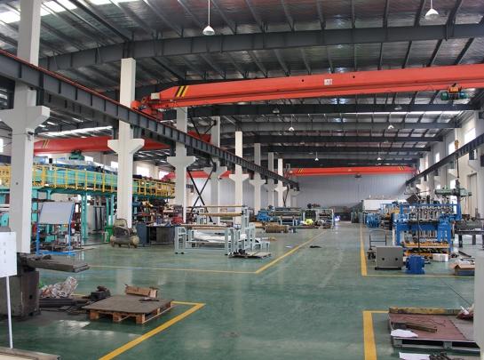 新海川厂房设备